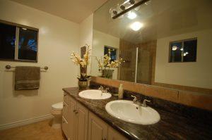 bath rm 1 dual sinks